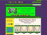 Mardi Gras Beads & More: Custom Mardi Gras Beads, Wholesale Mardi Gras Beads and