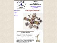 Bead Loom, Beadweaving Looms, Bead Supplies, Clasps, Silver Jewelry, Beaded Baskets - beadweaving.com - Bearcat and Co.