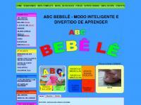 FÓRUM, OUTROS IDIOMAS, ABC ANIMADO (MAIÚSCULAS), MEU ABC (NOVO)