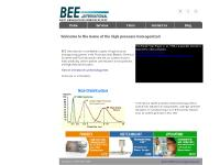 beei.com BEE International, high pressure homogenizing systems, pharmaceutical