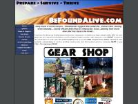 BeFoundAlive.com Homepage