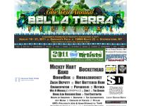 Bella Terra festival 2011:: August 18-21:: Gardner's Field:: Stephentown, NY
