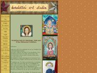 Benedetta's Art Studio - Home Page