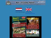 St Croix, Action Plastics, Ben's Fishing Tackle, Culprit