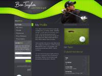 bentaylor-golf.com Ben Taylor - Golfer