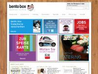 BENTOBOX - japanese cooking - Sushi Lieferservice Köln, Düsseldorf, München