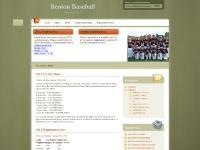 bentonbaseball.com Rules, Instructional AA (4-5) League Rules, Bernard Holland Park