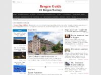 The #1 Bergen Website - Bergen Norway - the tourist guide to the city of Bergen in Norway / Europe, Norway Norge visit bergen