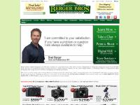Best Price on Digital Cameras, Camera Gear, Lenses, Accessories, & Electronics| Berger-Bros.com