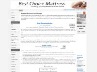 bestchoicemattress.com mattress, bed, best