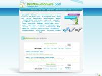 bestforumonline.com Free forum, free forum, create a forum