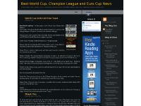 Best World Cup, Champion League and Euro Cup News