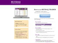 Betdaq Trader