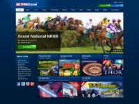 Online Betting and Sports Betting with Betfred.com - £50 FREE Bet!
