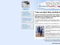 BetterHealthChoices.com | Transform your Health | Reclaim Your SELF