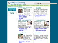 betterteacher.org Featured Schools, Critical Thinking, Bloom's Taxonomy