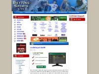 Betting Sports Live