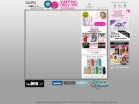liten bettybeauty.com skärmbild