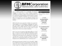 BFM Corporation, LLC - A Professional Land Surveying Company