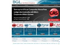 BGL United Kingdom | CAS | Corporate compliance software | Companies House | Corporate secretarial software | Home