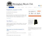 Birmingham Bicycle Club, Birmingham, Alabama