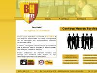 bhforteseg.com.br vigilância, segurança, armada