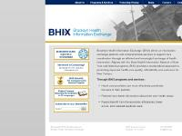BHIX: Brooklyn Health Information Exchange