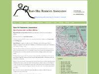 BHRA Home Page