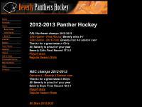 bhsicehockey.com Schedule, Schedule, Schedule