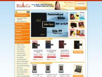 Personalized Bibles & Christian Gifts- BibleCo.com