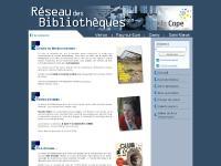 bibliocape27.fr bibliothèque, bibliothèques, médiathèques