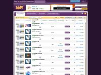 Bido.com - Domain Name Auctions
