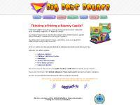 bigbobsbounce.co.uk bouncy castle hire