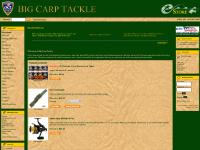 bigcarptackle.com carp fishing, carp tackle, carp reels