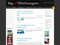 Big Red Life Changers - Where Eye Candy, Value, and Thoughtfullness Converge | Big Red Life Changers | Where Eye Candy, Value, and Thoughtfullness Converge
