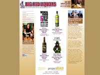 Big Red Liquors: Wine, spirits, and beer