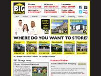 Storage Warrington | Storage Chester | Self Storage - Storage Cheshire