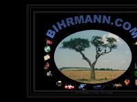 Homepage of Bihrmann