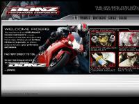 bikebonz.com bonz, bonz racing components, bonz motorcycles