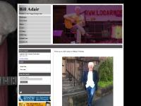 billadair.co.uk Folk music, bill adair, song writer