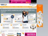 Verivox: Tarife vergleichen & mehrere hundert Euro sparen