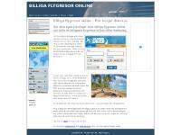 billiga-flygresor-online.se billiga-flygresor, charterresor, sista-minuten