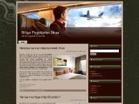 Billiga Flygbiljetter 24.se