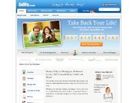 bills.com debt consolidation, mortgage, loans