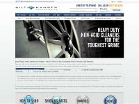 Corrosion Protection - Rust Removal - Car Wax - Car Polish - Bilt-Hamber UK