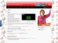 Bingo Caller - Bingo calling software - Bingo number generator