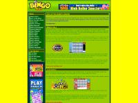 Online Bingo Games - Play Free Bingo Online and Win The Money Jackpot