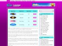 bingolounge.co.uk Bingo Lounge, Free Bingo, Reviews