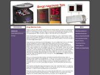 Bingo Machine Guide