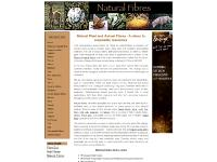 Natural Plant and Animal Fibres - A return to renewable resources